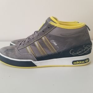 Adidas Skate X BJ Betts Mid 355474 Men's US 10.5